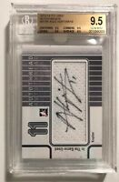 2013-14 ITG Used Autothreads (#AT-AK) ANZE KOPITAR /10 BGS 9.5