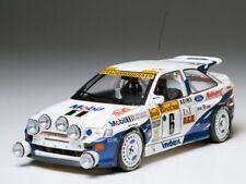 RARE Tamiya  1/24  FORD ESCORT RS COSWORTH 4X4  Monte Carlo 94 Rally Car 24144