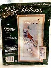 New listing Elsa Williams Colorart Crewel