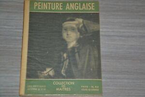 PEINTURE ANGLAISE / COLLECTION DES MAITRES / Ref A50