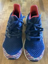 Adidas UltraBOOST LTD Mens Shoes Navy Blue BB7801 Size 10 Multicolor