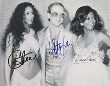 Elton John, Cher & Diana Ross reprint of original 8x10 photo
