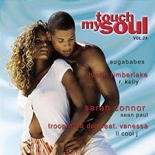 Touch my Soul 24 (2003) Aaliyah, Sean Paul, Missy Elliott, Justin Timbe.. [2 CD]