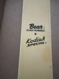 "Vintage Bear Kodiak Special Recurve Bow 5F55 69"" 30# Recurve Bow 🔥"