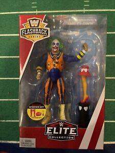 Mattel WWE Flashback Series Exclusive Doink The Clown Action Figure