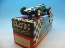 Scalextric C89 RACE sintonizzato BRM in verde, totalmente Menta e inscatolato