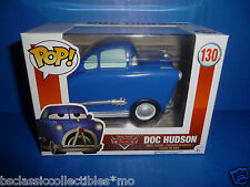 Cars Doc Hudson POP Vinyl Figure #130 Funko - Disney Pixar Cars New!
