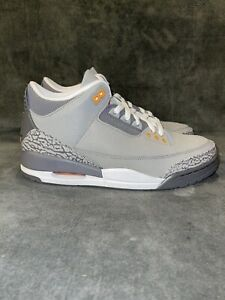 Air Jordan 3 Retro - Cool Grey (2021) CT8532-012 - 100% Authentic