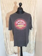 JEREMIAH WEED T SHIRT SIZE XL NEW AND UNUSED