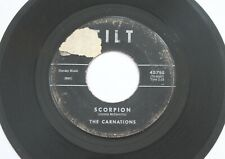 THE CARNATIONS - Scorpion / Fireball Mail 45 - Mad Mike Surf Garage Instro HEAR
