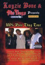Bone Thugs-N-Harmony - 100% Thug Tour [New DVD] Bonus CD