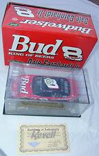 RARE 99 Bud Budweiser #8 Dale Earnhardt Jr Revell Club 1:24 Limited Ed /1002