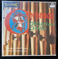 Charles Smart & James Blades - Christmas Organ And Chimes - 1959 Vinyl Lp PS189