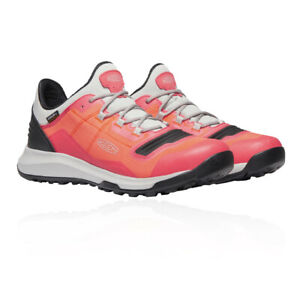 Keen Womens Tempo Flex Waterproof Walking Shoes Pink Sports Outdoors Breathable