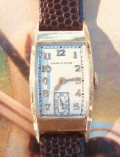 Vintage Hamilton Solid  18k Gold Richmond