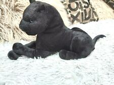 BLACK PANTHER. SOFT TOY NEW