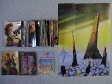 Skybox Creator's Edition Master Series 90 Trading Card Art Set  Dorman,Bell,Brom