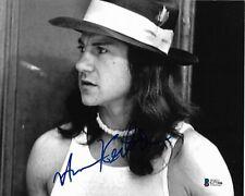 Harvey Keitel Autographed Signed Taxi Driver Sport Bas Coa 8X10 Photo