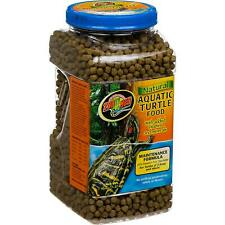 Zoo Med Natural Maintenance Formula Aquatic Turtle Food best prices on ebay