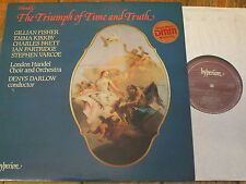 A66071/2 Handel The Triumph of Time & Truth / Kirkby / Goodman etc. 2 LP set