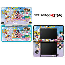 Vinyl Skin Decal Cover for Nintendo 3DS - Sailor Moon Pretty Guardian 2
