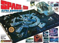 MPC 1/1800 803 Space 1999 Alpha Moonbase