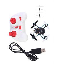 For Hubsan NANO Q4 H111 4-CH 2.4GHz Remote Control Mini Quadcopter Black DA