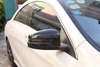 Carbon Optik Spiegelkappen Schwarz für Benz W204 W176 W246 W212 W221 W218 X204