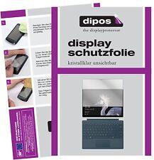 2x Microsoft Surface Pro (2017) Schutzfolie klar Displayschutzfolie Folie