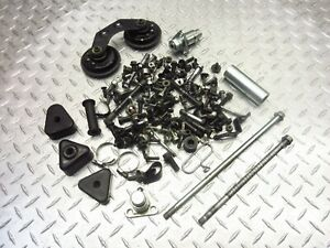 2005 94-06 Kawasaki Concours ZG1000 OEM MISC Nuts Bolts Screws Hardware Horns