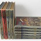 German WW1 9 VOL. Photo Book Set w/5700+ war illustrations from 1914-1919 WWI