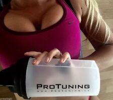 Botella Mezcladora Proteína 700ml Deporte Agitador Batidora Taza de creatina Gimnasio de suero de leche