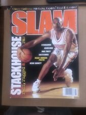 Vintage 1996 Slam Magazine Issue 11 (Jerry Stackhouse Cover)!