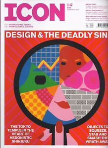 ICON Architecture and Design Magazine - Issue 147 September 2015