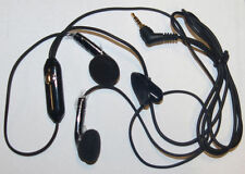 HandsFree HEADSET for ALL DORO & ZTE 2.5mm Pin Phones Doro 33x 34x 4xx  Models