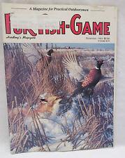 Fur Fish Game Magazine November 1993 Hound Hunting Eastern Coyotes - Steelhead