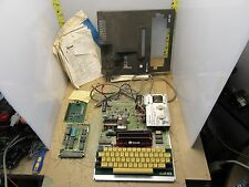 Rockwell AIM 65 development computer w/ PROM programmer & manuals [3*B-26]