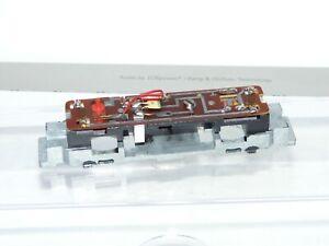 Minitrix Chassis +Platine +Umschalter für BR 144 in sehr guten Zustand (2105)