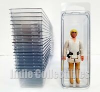 STAR WARS BLISTER CASE LOT 20 Action Figure Display Protective Clamshell SMALL