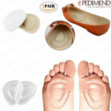 PEDIMEND™ Metatarsal Pads Ball of Foot Forefoot Cushions (Gel + Fabric) - UNISEX