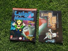 Luigi's Mansion Gamecube Strategy Guide Prima