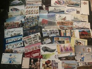 Fantastic Royal Mal Great Britain Stamp Collection Lot MXE