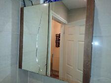 Bathroom Cabinet Needs TLC! Dy7 or will post brown wood vaneer