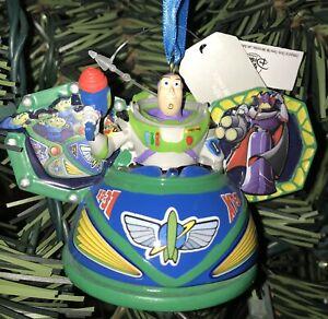 Disney Toy Story Buzz Lightyear Ear Hat Ornament NEW