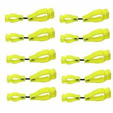AT01-10Y 10pc Glove Clip Holder Safety Gear Attach Gloves Towels Glasses Helmets