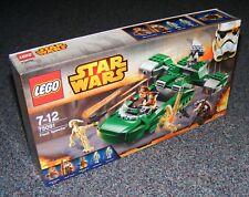 STAR WARS LEGO 75091 FLASH SPEEDER BRAND NEW SEALED