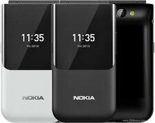 "Nokia 2720 Flip 4G 2.8"" Dual-core 2 MP Snapdragon 205 Phone USA Freeship"