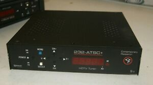 CONTEMPORARY RESEARCH 232-ATSC+ DOLBY HDTV TUNER S12