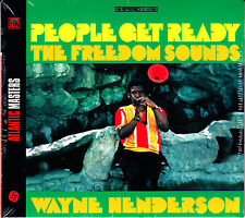 WAYNE HENDERSON Freedom Sounds people get ready Digi CD NEUF