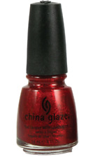 China Glaze Ruby Pumps Glitter Nail Varnish!!! **PERFECT FOR CHRISTMAS**